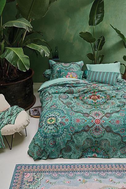 PIP STUDIO: Bettbezug Sultans Carpet Grün