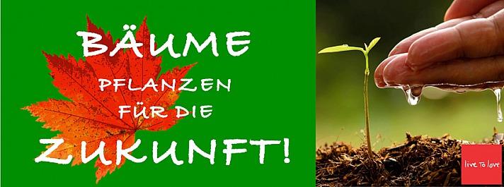Live to Love: Einladung zur Baumpflanzaktion in Hamburg-Lurup