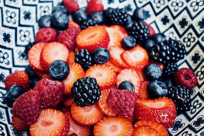 Purabyo - fünf Portionen Obst und Gemüse pro Tag