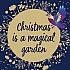 Yves Rocher: Christmas is a magical garden