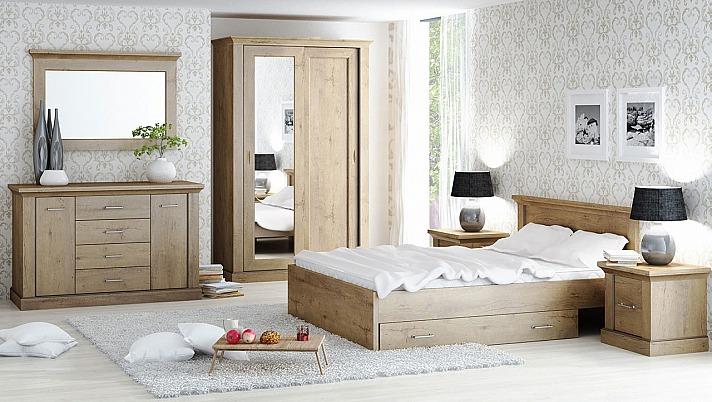 MIRJAN: Elegantes Schlafzimmer im klassischen Stil
