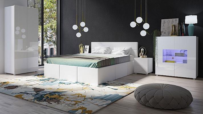 MIRJAN: Schlafzimmer in 4 Versionen