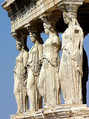 Greece-0121 - The Caryatids