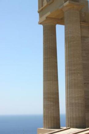 Akropolis von Rhodos   Europa » Griechenland   Markus Hein / pixelio