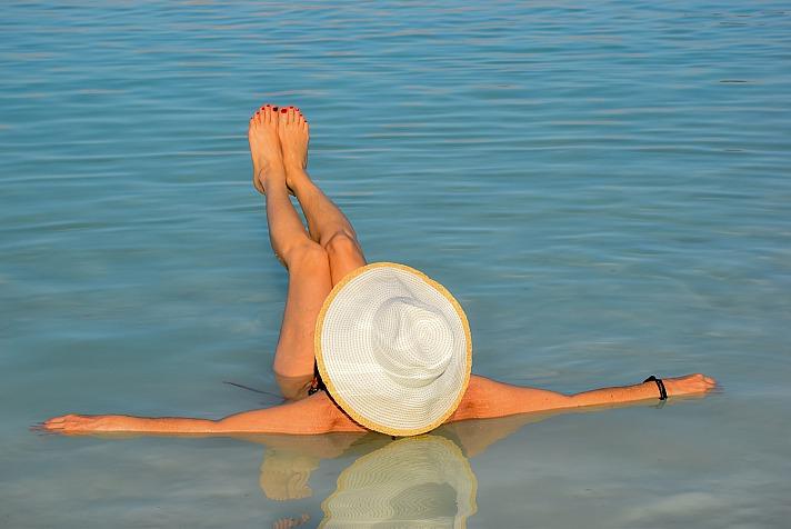 Wie Salz aus dem Toten Meer unserer Gesundheit hilft