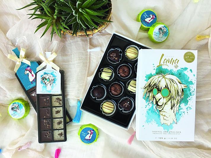 Confiserie Lauenstein: Lauenstein Individual ist eine perfekte Möglichkeit, exklusive Pralinen, Trüffel und Schokoladen aus der Manufaktur individuell zu gestalten