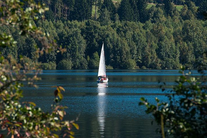 Der Schluchsee - Der größte See im Schwarzwald und einer der schönsten in ganz Deutschland