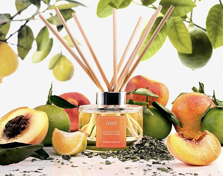 OZOÍ: Aroma Diffusoren - Mandarin Lounge - Mandarin & Green Tea