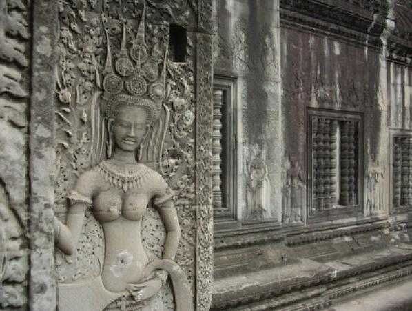 relief ankor wat   Städte » Asien   Reiner Schedl / pixelio