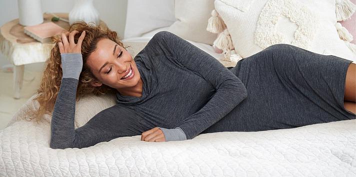 Stay warm: superweiche Schlafbekleidung von dagsmejan