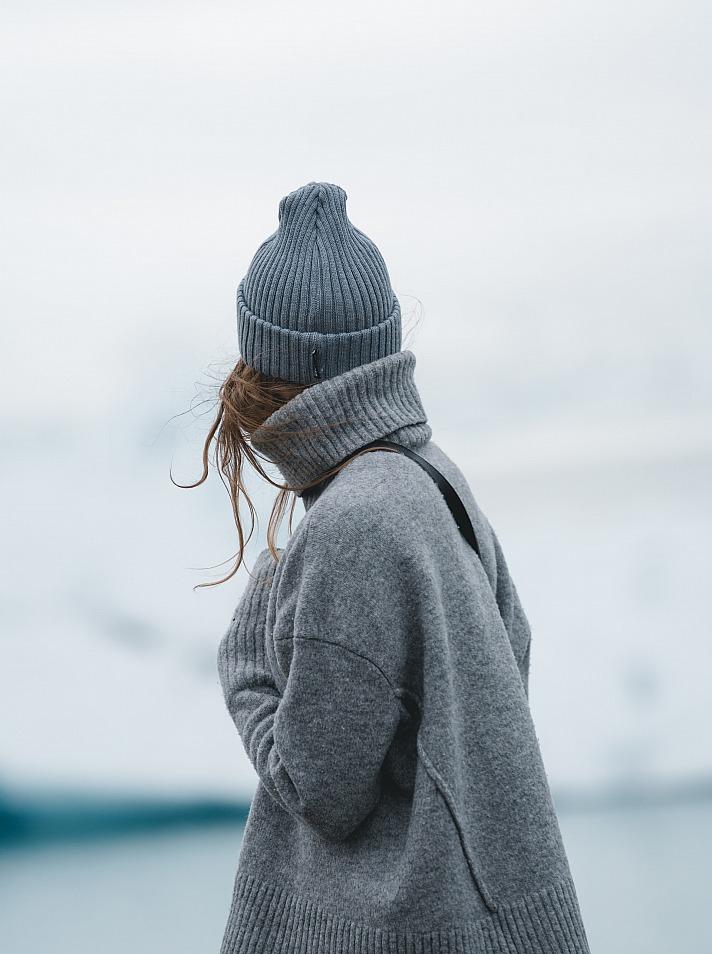Wintermode: Kaltes Wetter erhöht den Kuschelfaktor