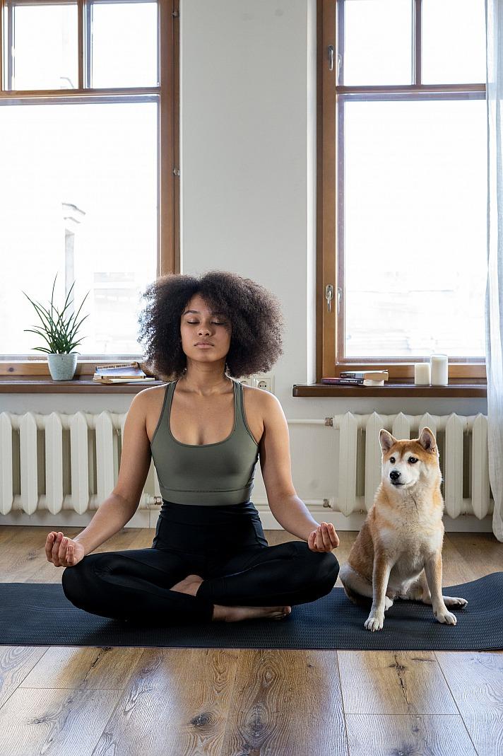 Pranayama - Atemübungen die unsere Resilienz stärken, Teil 4