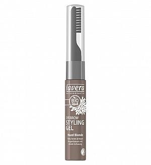 lavera Naturkosmetik: Eyebrow Styling Gel -Hazel Blond-