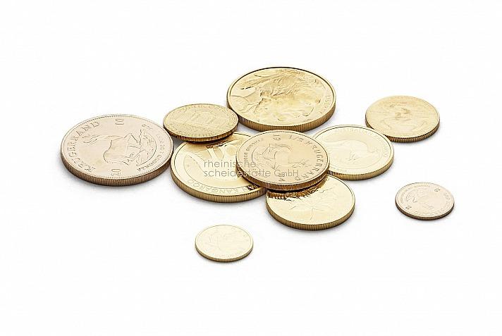 Wenn Sie Goldmünzen als Geschenk wählen, schließen Sie sich einem weltweit großem Kreis an Anlegern an