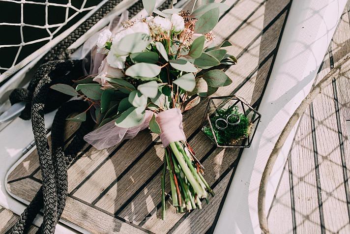 Klein, aber fein: Micro Wedding