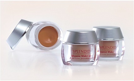 SPLENDID Care Solutions: Mousse Make-up