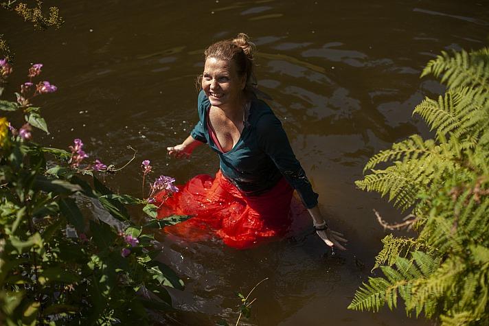 Silke Gengenbach: Frühlingserwachen. Mit den Kräften der Amazone zu neuen Anfängen