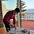 Saisonauftakt im Royal Hotel Sanremo