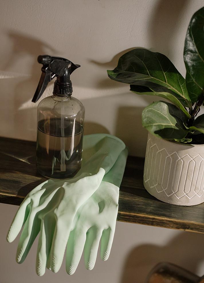 Ökologische Reinigungsmittel: Die Vorteile