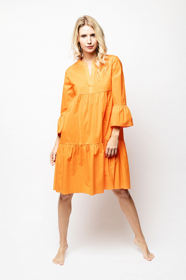 Emily van den Bergh: Was wäre die warme Jahreszeit ohne neue Sommerkleider?