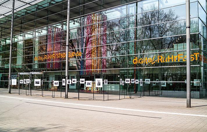 Ruhrfestspielhaus - Ruhrfestspiele: Lars Eidinger als Peer Gynt in Taten-Drang-Drama