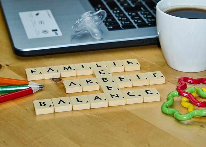 Familie, Arbeit, Freunde und Hobbies sind schwer unter einen Hut zu kriegen.