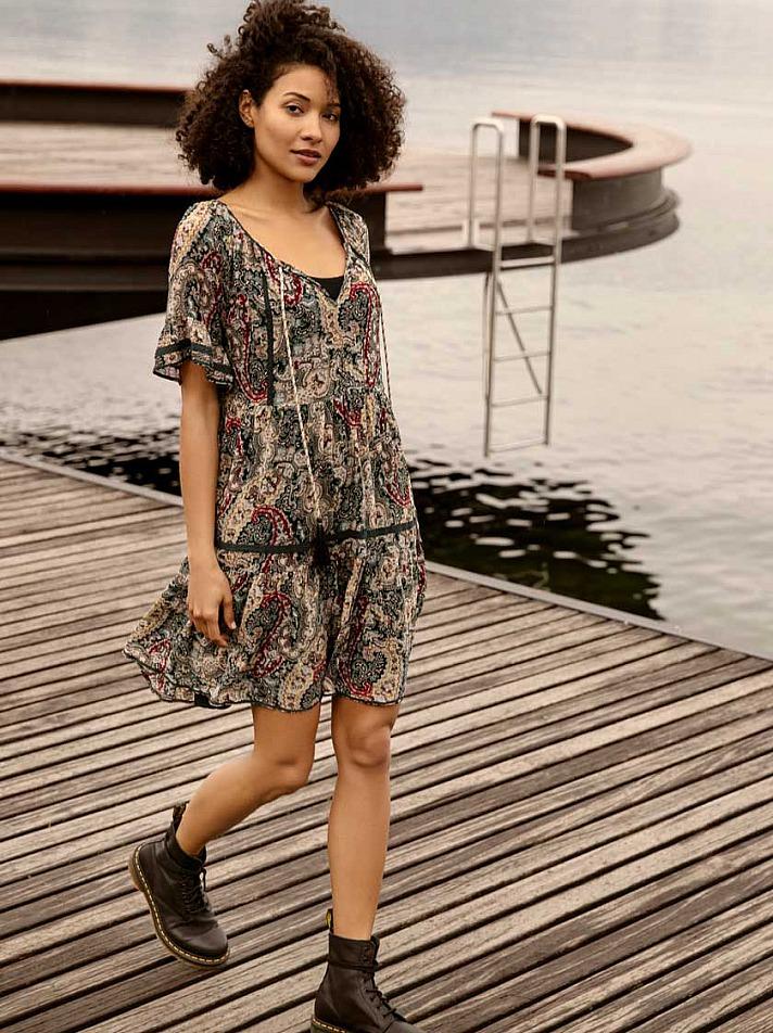 NILE-Fashion steht für zauberhafte Styles und nachhaltige Mode