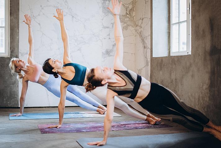 Die besten Yogaübungen gegen typische Läuferbeschwerden