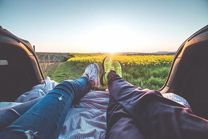 Und so ist unser Leben voller Momente, die dem was wir uns wünschen, sehr nahe kommen