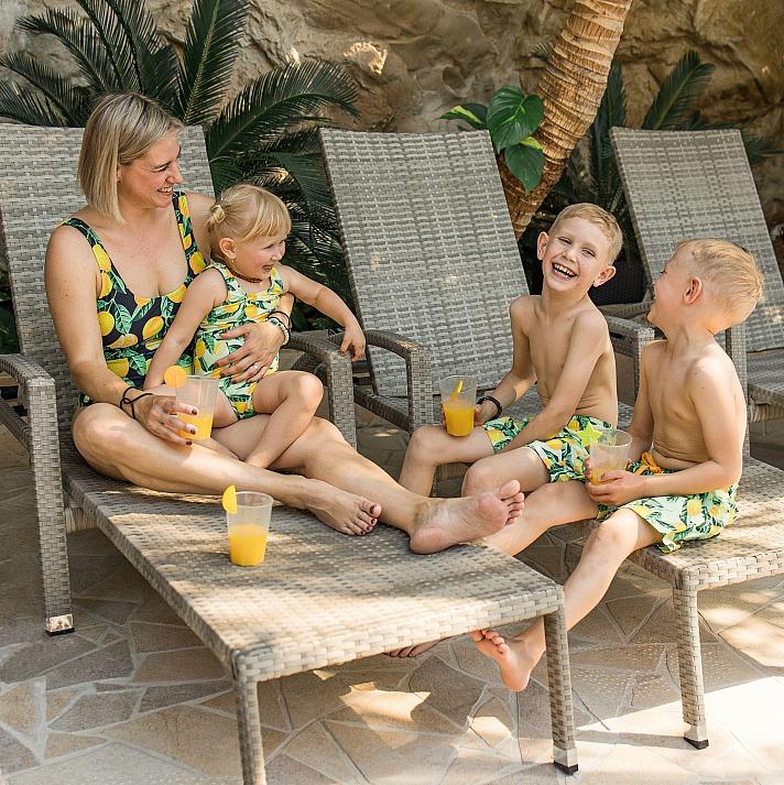 Dedoles: Passende Badebekleidung für die ganze Familie!