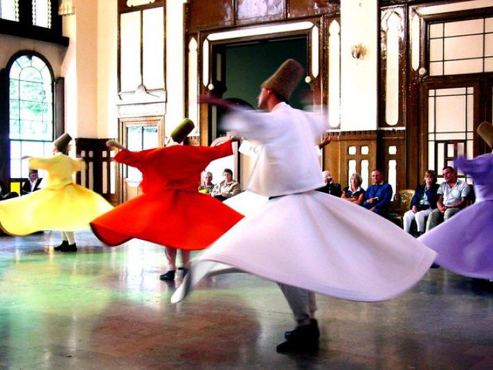 El Hiri: Eine kleine Geschichte aus dem Sufismus