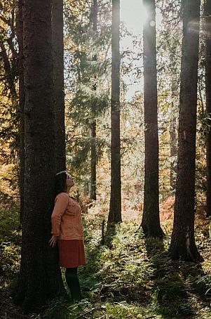 Aktion Kathrin: In der Natur entspannen - achtsam und mit allen Sinnen