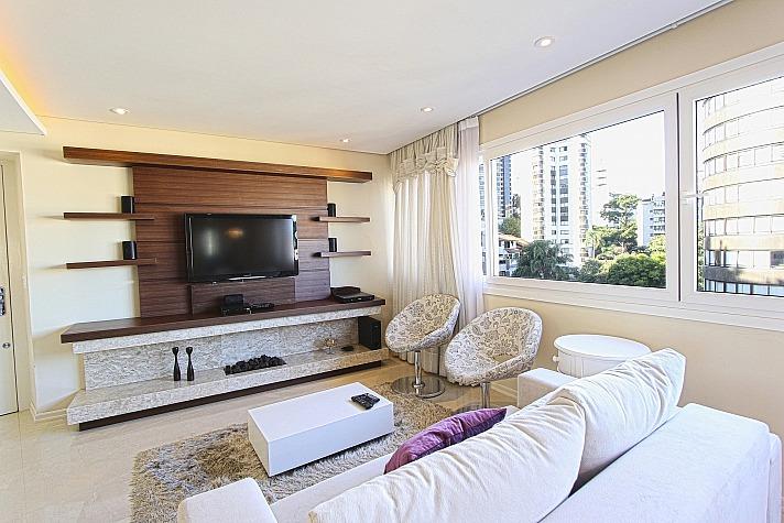 Eine Wohnung wie aus dem Katalog. Sie ist zwar hübsch, aber unpersönlich wie ein Hotelzimmer.