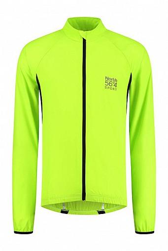 Highleytall: North - Sportjacke Neon Gelb