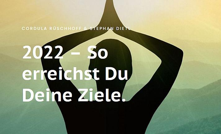 Seminar 2022 - So erreichst du deine Ziele