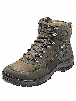 Jomos Trekking-Stiefel mit Sympatex-Ausstattung