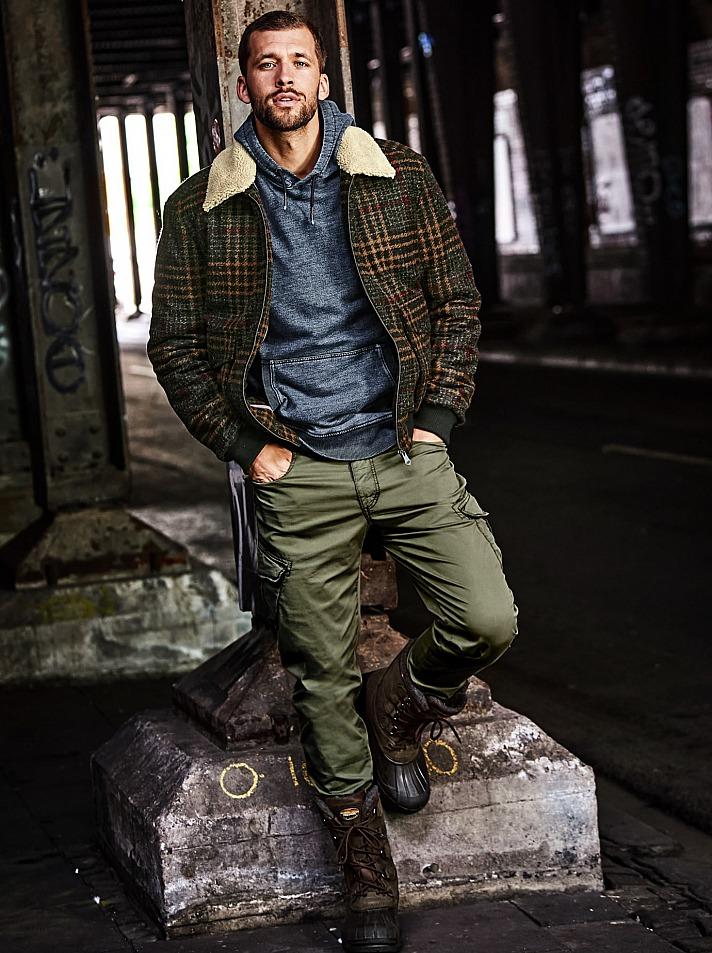 Mey & Edlich Winterjacken-Trends 2021/2022: DAS sind die 4 angesagten Styles für Männer