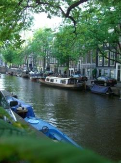 Gracht in Amsterdam | Städte » Europa | Xenia Kehnen / pixelio