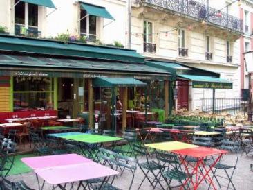 Buntes Paris   Europa » Frankreich   tanita_lied / pixelio