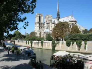 Kathedrale Notre-Dame de Paris   Europa » Frankreich   Birgit Winter / pixelio