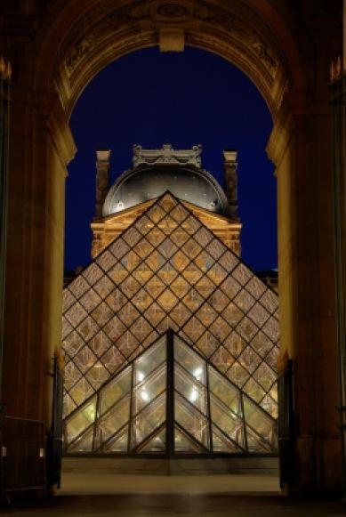 Louvre   Europa » Frankreich   Konstantinos Dafalias / pixelio