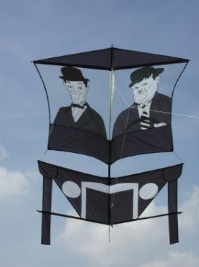 Dick und Doof | Sport » Luftsport | Rainer Kregovski / pixelio