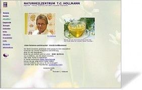 NATURHEILZENTRUM  T.C. HOLLMANN