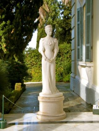 Sissi | Kunst & Kultur » Skulpturen & Statuen | Karl-Heinz Liebisch / pixelio