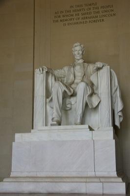 Abraham Lincoln Statue | Architektur | Rödi / pixelio
