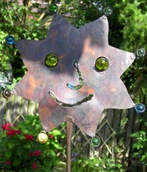 Lachende Sonne | Kunst & Kultur » Skulpturen & Statuen | roberta M. / pixelio