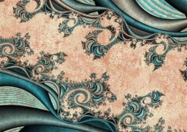 Fraktaler Hintergrund 004 | Freestyle » Hintergründe | Gerd Altmann / pixelio