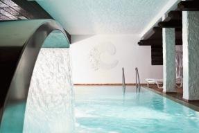 Badelandschaft - Hotel Waldesruhe