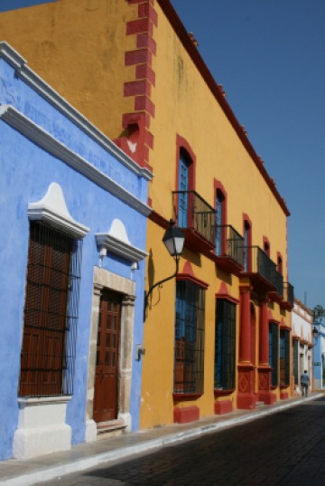 ClaudiaHuldi_Campeche1 | Städte » Mittelamerika / Karibik | Claudia Huldi / pixelio