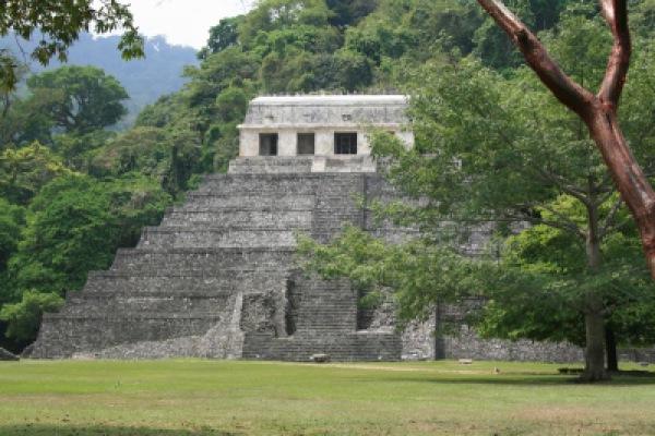 ClaudiaHuldi_Palenque6 | Städte » Mittelamerika / Karibik | Claudia Huldi / pixelio